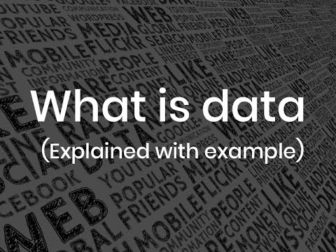 What is Data Featured Image
